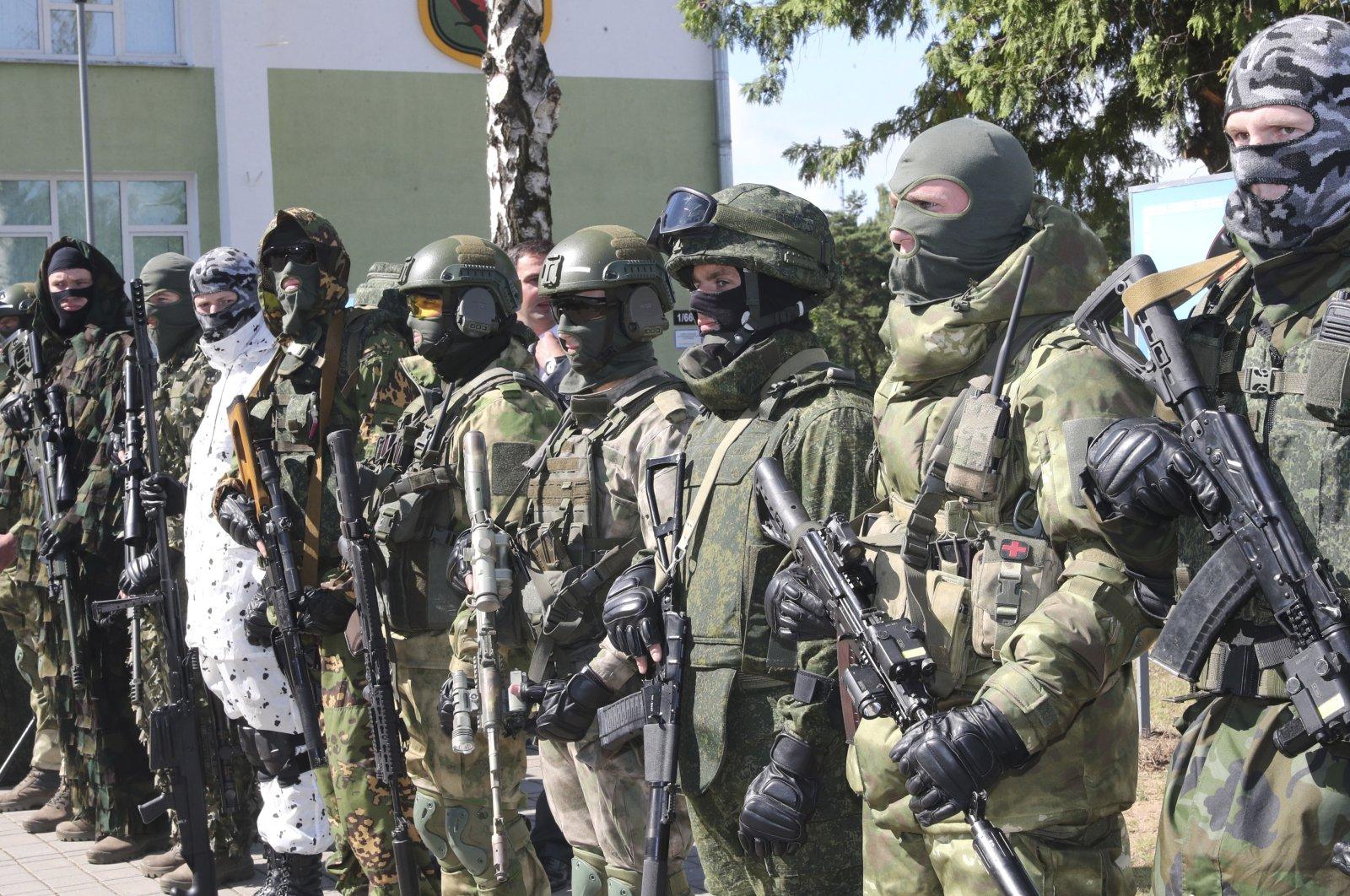 Belarusia Tahan 33 Tentara Bayaran Asing Kelompok Wagner yang Akan Berbuat Kekacauan