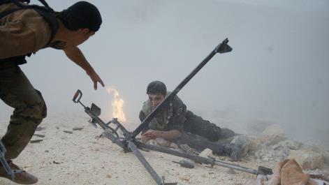 Pasokan Rudal Anti Tank Untuk Oposisi Menghhadapi Rezim Suriah