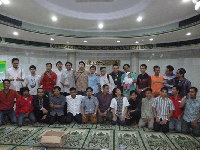 Jalin Ukhuwah Islamiyyah Remaja Islam Sunda Kelapa Gelar Halal