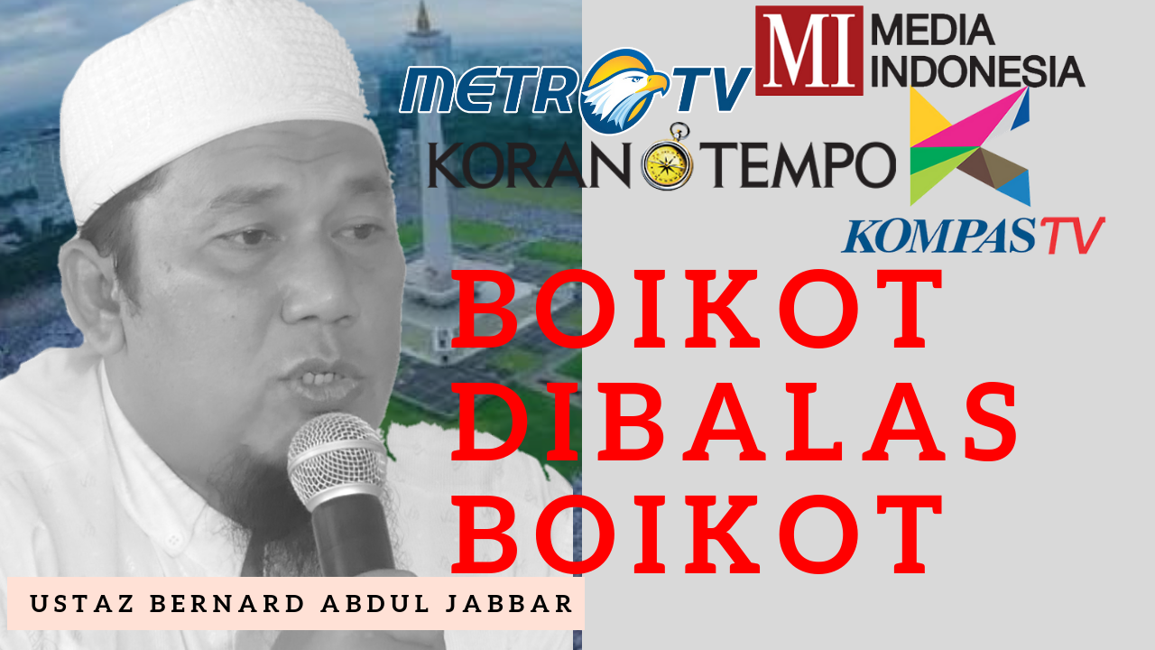 [VIDEO] Boikot Berbalas Boikot