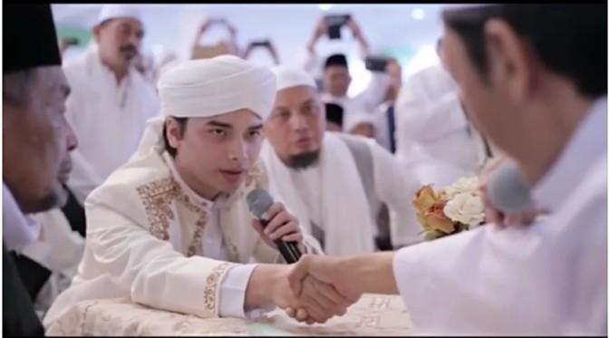 Menikah Muda, Begini Cara Alvin Faiz Nafkahi Sang Istri ...