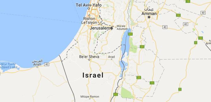 Google Maps Hapus dan Ganti Peta Palestina dengan Peta Isreal, PBNU: Kami akan Lawan Google
