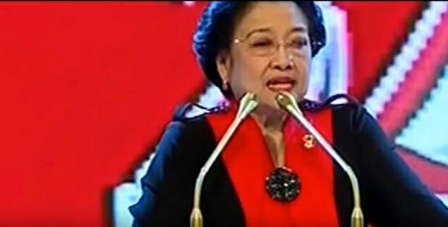 Politisi Golkar: Pidato Megawati Tebar Kebencian terhadap Islam